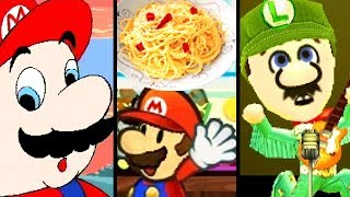 Download Super Mario Memes EVOLUTION of SPAGHETTI Video
