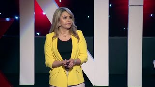 Download Three Steps to Transform Your Life | Lena Kay | TEDxNishtiman Video