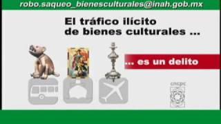 Download Prevención del Tráfico ilícito de Bienes Culturales. Video