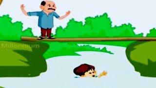 Download Tintu Mon Comedy | River | Tintu Mon Non Stop Comedy Animation Story Video