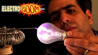 Download Music, Magic and Mayhem with Tesla Coil Video