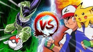 Download Dragon Ball Z Abridged: Cell Vs Ash Ketchum #CellGames | TeamFourStar Video