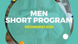 Download Adam Siao Him Fa (FRA) | Men Short Program | Richmond 2018 Video