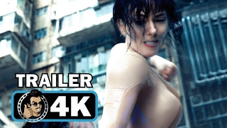 Download GHOST IN THE SHELL Official Trailer #2 + Super Bowl Spot (4K ULTRA HD) Scarlett Johansson Movie 2017 Video