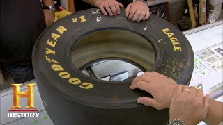 Download Pawn Stars: Dale Earnhardt Signed Tire (Season 5) | History Video