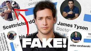 Download Exposing FAKE Accounts & Catfish SCAMS | Doctor Mike Video