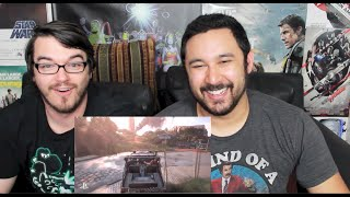 Download UNCHARTED 4: A Thief's End Gameplay Demo (Trailer) - E3 2015 REACTION & REVIEW!!! Video