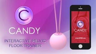 Download CANDY - Smart Kegel Exercising Ball Video