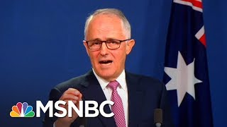 Download Australian Prime Minister Does Donald Trump Impression | All In | MSNBC Video