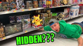 Download MOST UNUSUAL HIDDEN POKEMON CARD OPENING EVER! Searching the Store #57 Video