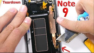 Download Samsung Note 9 Teardown! - Is there Water inside? Video