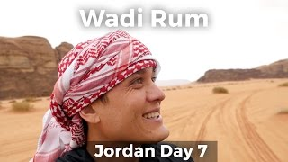 Download Bedouin Lamb Barbecue at Wadi Rum Video