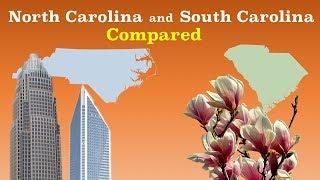 Download North Carolina and South Carolina Compared Video