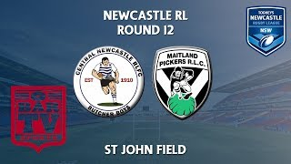 Download 2018 Newcastle RL 1st Grade Round 12 - Central Newcastle Butcher Boys v Maitland Pickers Video