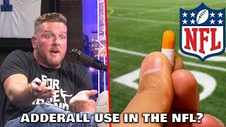 Download Pat McAfee Talks Adderall Use in The NFL Video