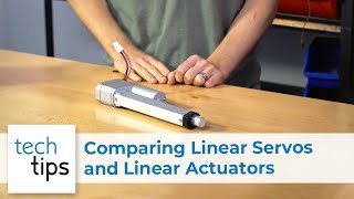 Download Comparing Linear Servos & Linear Actuators - with Kyle and Jason Video