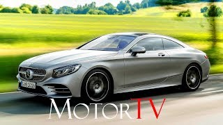 Download NEW 2018 MERCEDES-BENZ S CLASS COUPE' (S450/S560) l BEAUTY SHOTS l DRIVING SCENES Video