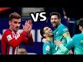 Download Atletico Madrid vs Barcelona 2017 1-2 | Messi vs Griezmann Mejores Goles Video