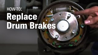 Download How to Replace Drum Brakes - AutoZone Car Care Video
