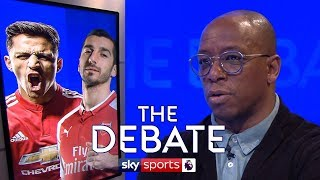 Download Who got the better deal in the Sanchez/Mkhitaryan swap? | Ian Wright & Michael Appleton | The Debate Video