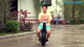 Download One Wheel Self Balancing Electric Scooter Gorilla Wheel = $1162.93 Video