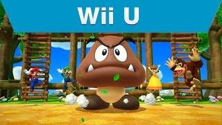Download Wii U - Mario Party 10 Trailer Video