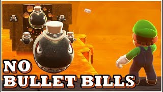 Download Super Mario Odyssey | Sea of Lava Challenge | No Bullet Bill Capture Video