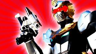 Download Neo-Saban Power Rangers - Sixth Rangers Battles | Samurai, Megaforce, Dino Charge, & Ninja Steel Video