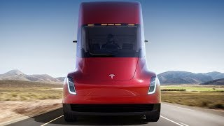 Download Tesla Semi (2020) Badass Performance Electric Truck Video