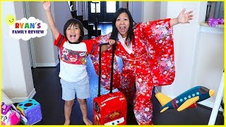Download SURPRISE TRIP TO JAPAN WITH RYAN!!!!! Video