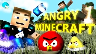 Download ANGRY MINECRAFT SEASON 1 (Angry Birds Movie) Video