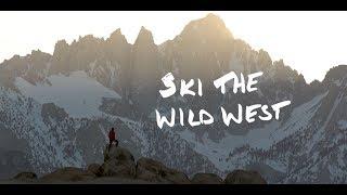 Download Ski The Wild West Video