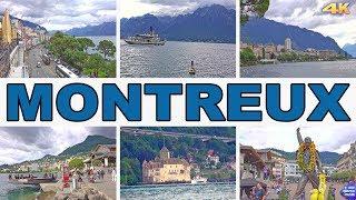 Download MONTREUX - SWITZERLAND 4K Video