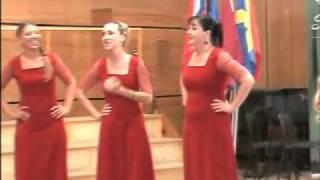 Download Ženska klapa Teranke: Rusulica (Dije, nije) Video