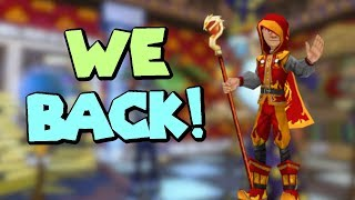 Download Wizard101: GUESS WHOSE BACK?! Video