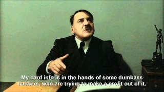 Download Hitler is informed hackers may have stolen about 2.2 million credit cards from PSN Video