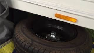 Download ALKO SPARE WHEEL CARRIER WHEEL REMOVAL Video