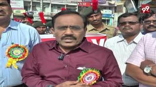 Download Awareness rally World AIDS Day in khammam   99tv   Video