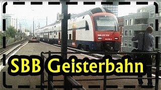 Download Geisterfahrt mit der SBB-Geisterbahn: S-Bahn fährt täglich leer zwischen Oerlikon und Wallisellen Video