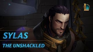 Download Sylas: The Unshackled   Champion Trailer - League of Legends Video