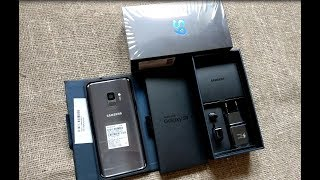 Download UNBOXING Samsung Galaxy S9 Video