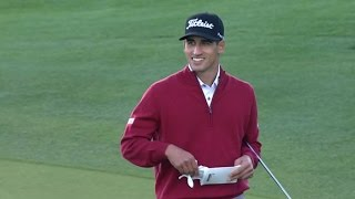 Download Highlights | Dominic Bozzelli leads by one at CareerBuilder Video