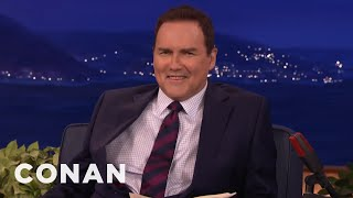 Download Norm Macdonald Is Married To A Real Battle-Axe - CONAN on TBS Video