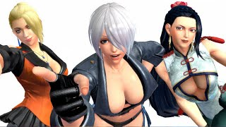 Download The King of Fighters XIV All Victory Celebrations Video