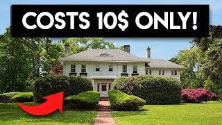 Download 10 Famous Mansions No One Wants To Buy For Any Price! Video