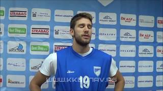 Download KK Dunav - Izjave pred prvo kolo KLS 2017/18 Video