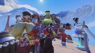 Download Overwatch - Hook, Cook and Dook (3v3 SHOWDOWN) Video