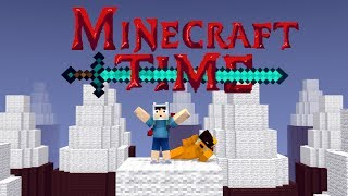 Download Minecraft Time (Minecraft Animation / Adventure Time spoof) Video