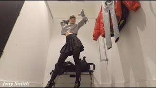 Download Trying out H&M new clothing collection Video