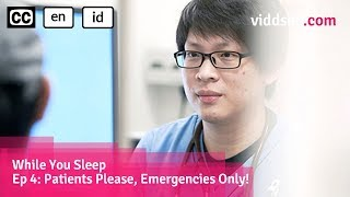 Download Patients Please, Emergencies Only! - Saving Lives At The A&E Department // Viddsee Video